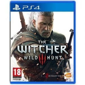 Warner Bros Interactive The Witcher 3 Ps4