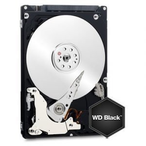 Wd Black Wd3200lplx 320gb 2.5 Serial Ata-600 7200opm