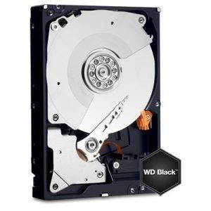 Wd Black Wd6001fzwx 6tb 3.5 Serial Ata-600