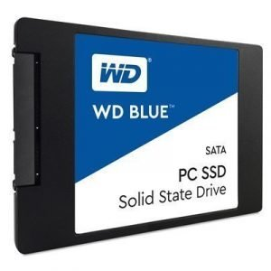 Wd Blue Ssd 250gb 2.5 Serial Ata-600