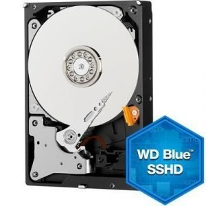 Wd Blue Wd40e31x 4tb Serial Ata-600 3.5