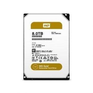 Wd Gold 8tb 3.5 Serial Ata-600