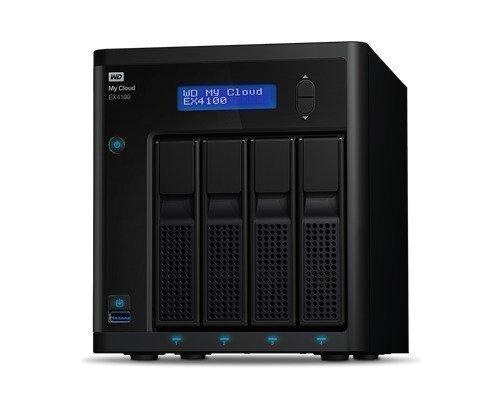 Wd My Cloud Ex4100 Wdbwze0240kbk 24tb