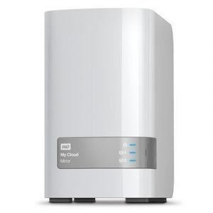 Wd My Cloud Mirror Gen 2 Wdbwvz0080jwt 8tb