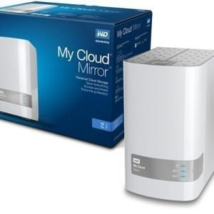 Wd My Cloud Mirror Wdbzvm0120jwt 12tb