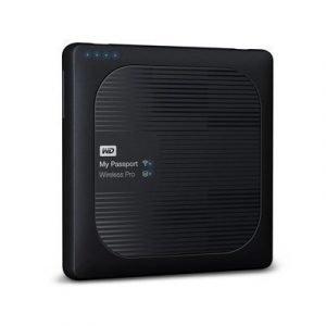 Wd My Passport Wireless Pro 3tb