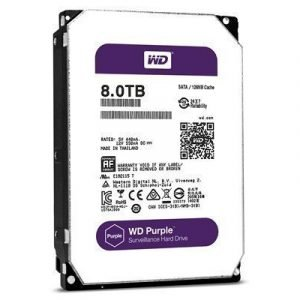 Wd Purple 8tb 3.5 Serial Ata-600