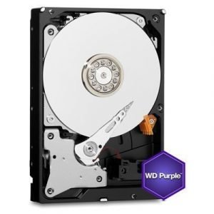 Wd Purple Wd40purx 4tb 3.5 Serial Ata-600