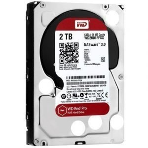 Wd Red Pro 2tb 3.5 Serial Ata-600