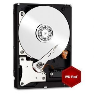 Wd Red Soho Nas 8tb 3.5 Serial Ata-600