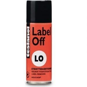 Wentronic Label Off Label Remover 200ml
