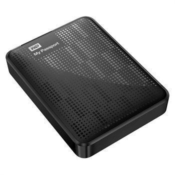 Western Digital My Passport Portable Hard Drive 2TB Black