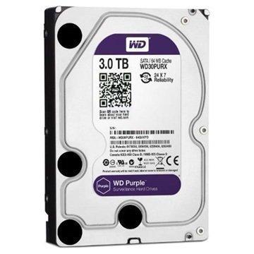 Western Digital Purple WD30PURX Kiintolevy 3TB