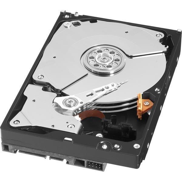 """Western Digital Red 3 5 HDD SATA 6Gb/s 6TB 64MB cache"""""""