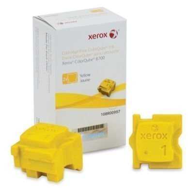 XEROX Dry ink i color-stix keltainen