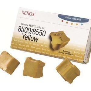 Xerox Colorstix Keltainen 3k 8500/8550