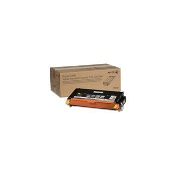 Xerox PHASER 6280 Toner HC-106R01390 Yellow