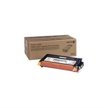 Xerox PHASER 6280 Toner HC-106R01394 Yellow