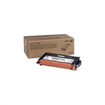Xerox PHASER 6280 Toner HC-106R01395 Black