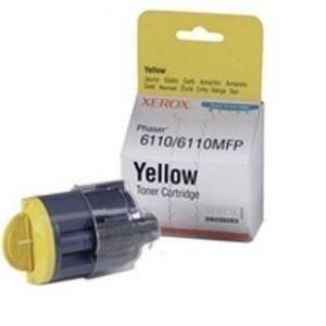 Xerox Phaser 6110 Toner 106R01273 Yellow