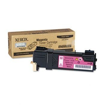 Xerox Phaser 6125 Toner 106R01332 Magenta