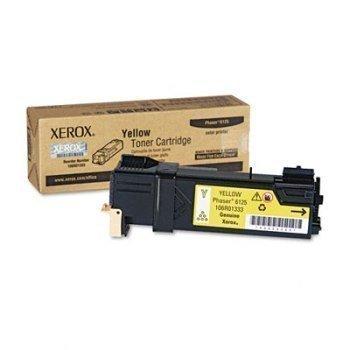 Xerox Phaser 6125 Toner 106R01333 Yellow