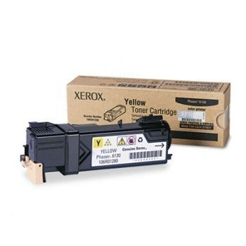 Xerox Phaser 6130 Toner 106R01280 Yellow