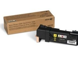Xerox Phaser 6500 Workcentre 6505 Toner 106R01593 Yellow