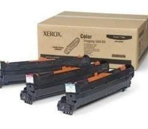 Xerox Phaser 7400 Drum Rainbow Kit 108R00697 Cyan Magenta Yellow
