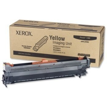 Xerox Phaser 7400 Drum Unit 108R00649 Yellow