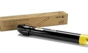 Xerox Phaser 7500 HC Toner 106R01438 Yellow