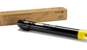 Xerox Phaser 7500 Toner 106R01435 Yellow