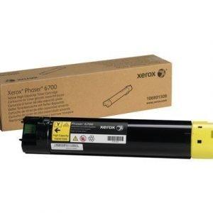 Xerox Värikasetti Keltainen 12k Phaser 6700