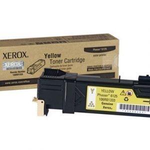 Xerox Värikasetti Keltainen 1k Phaser 6125
