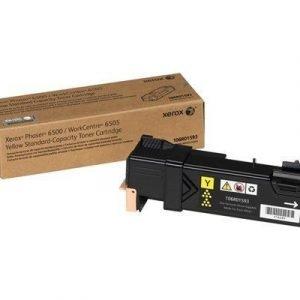 Xerox Värikasetti Keltainen 1k Phaser 6500/wc 6505