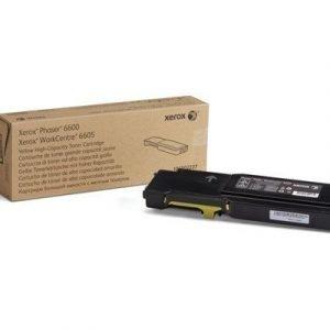 Xerox Värikasetti Keltainen 2k Phaser 6600//wc6605