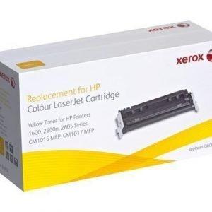 Xerox Värikasetti Keltainen Clj 1600/2600