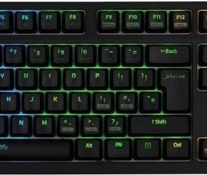 Xtrfy K2 Gaming keyboard with RGB LED