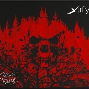 Xtrfy Mousepad Large NiP f0rest