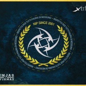 Xtrfy Mousepad Medium NiP Italian