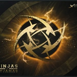 Xtrfy Mousepad Medium NiP Lightning