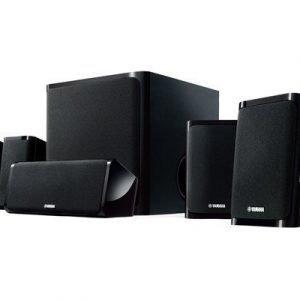 Yamaha Ns-p40 5.1 Black