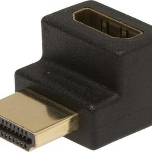 ZAP HDMI to HDMI Female Angled 270° Adapter