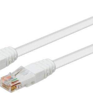 ZAP-verkkokaapeli Cat 6 UTP 15m valkoinen