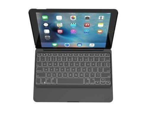 Zagg Folio Case Keyboard Ipad Pro 9.7 Backlit Nordic