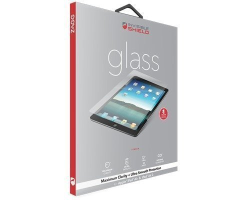 Zagg Invisibleshield Glass Screen Coverage Ipad Air/air 2/pro 9