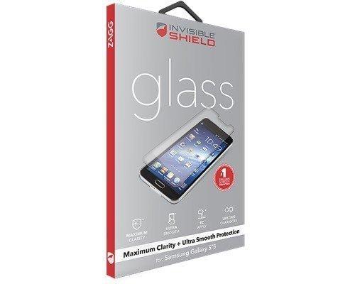 Zagg Invisibleshield Glass Screen Coverage Samsung Galaxy S5/s5 Neo