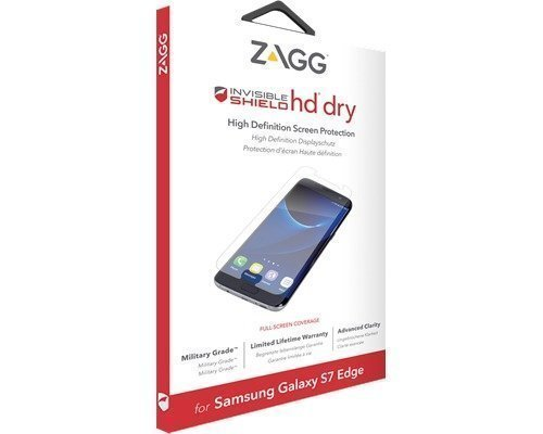 Zagg Invisibleshield Hd Dry Samsung Galaxy S7 Edge