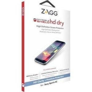 Zagg Invisibleshield Hd Dry Sony Xperia Xz