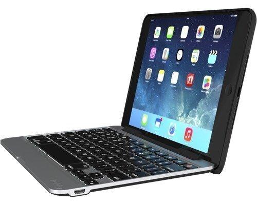 Zagg Slim Book With Keyboard Ipad Mini 4